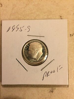 1995 S Silver 10C (Proof) Roosevelt Dime