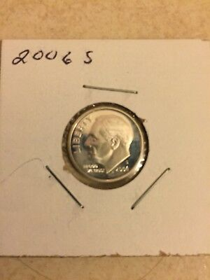 2006 S Silver 10C (Proof) Roosevelt Dime