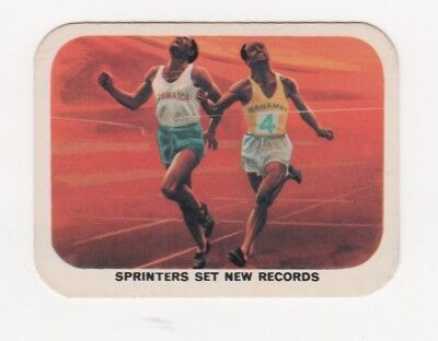 Nabisco Perth, Australia - The Commonwealth Games: West Indies sprinters