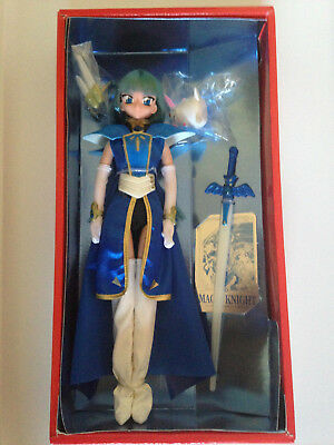 Magic Knight Rayearth Umi Ryuuzaki Armor Doll Figure SEGA Used RARE