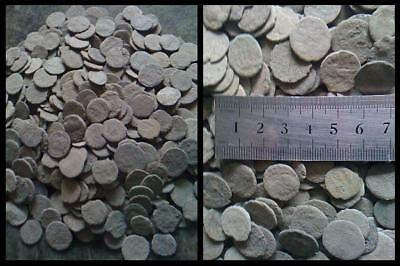 GENUINE UNCLEANED ANCIENT ROMAN COINS (Mid Quality) NO SILVER COINS