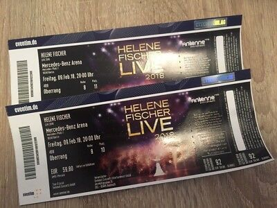 4x helene fischer stadion tour 2018 stuttgart. Black Bedroom Furniture Sets. Home Design Ideas