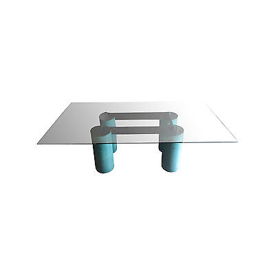 "Vintage Massimo Vignelli ""Serenissimo"" Dining Table BASE ONLY"