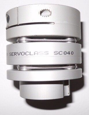 Zero Max SC040 ServoClass Disc Coupling 17mm x 1/2in