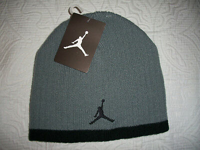 New Nike Jordan Jumpman Youth 8/20 Knit Beanie Skull Cap Hat~Nice & Warm!