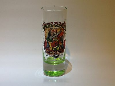 "Hard Rock Cafe 2013 Cinco de Mayo 4"" Tall Shot Glass / Cordial Free Shipping"