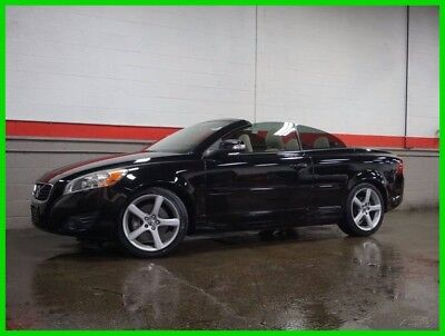 2011 Volvo C70 T5 2dr Convertible 2011 T5 2dr Convertible Used Turbo 2.5L I5 20V Automatic FWD Convertible Premium