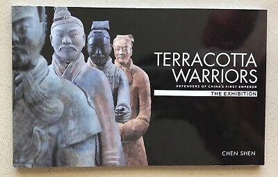 Terracotta Warriors: The Exhibition - Booklet by Dr. Chen Shen Brand New