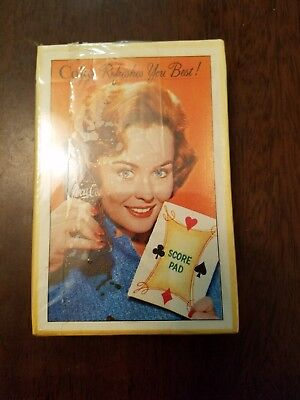 Vintage Coca Cola Playing Cards Full Deck with Tax Stamp 1961