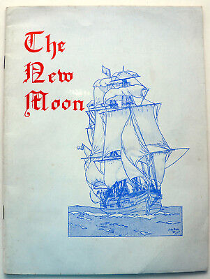 1965 NEW MOON Theatre Programme Eccles Amateur Dramatic Broadway Photos