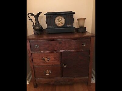 Antique Oak Wash Stand/Dresser