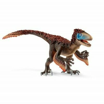 Schleich Utahraptor Raptor Collectible Toy Figure Brand New with Tags Item 14582