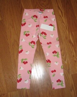 NWT Girl 5/5T Gymboree CHERRY CUTE PANT NEW