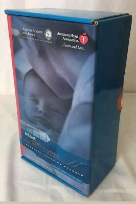 American Heart Association Infant CPR Anytime Personal CPR Learning Kit Training