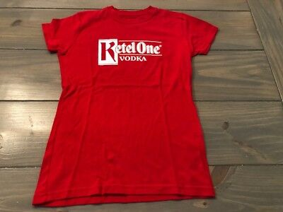 Brand New - RARE - Ketel One T Shirt Beater - Small S - FREE SHIPPING