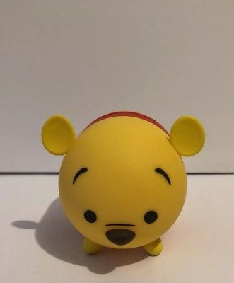 Disney Genuine Tsum Tsum coin piggy bank capsule (Taiwan Exclusive) Pooh Bear