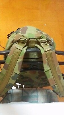 Australian Army Day pack Heavy Duty Canvas DPCU DPDU backpack Cadet Genuine