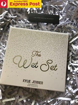 Kylie Cosmetics Holiday Collection The Wet Set Highlighter Palette - 4 Shades
