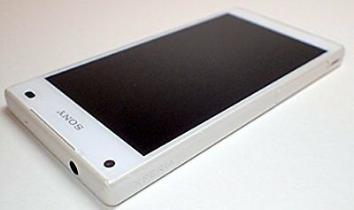Docomo Xperia Z5 Compact SO-02H White Sony Unlocked Android SmartPhone F/S