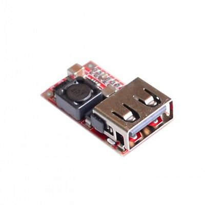 1pcs 97.5% DC-DC Buck Module 6-24V12V24V to 5V3A Car USB Mobile Phone Charger