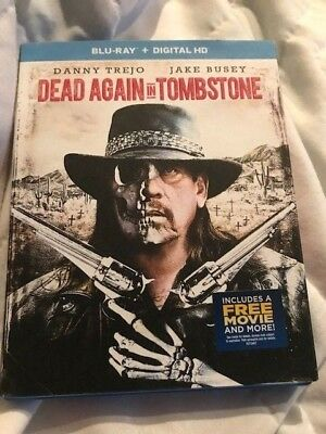 Dead in Tombstone (Blu-ray/DVD, 2013,2-Disc Set, Unrated)Dead again in Tombstone