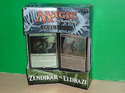 Magic The Gathering Duel Deck: Zendikar vs. Eldrazi
