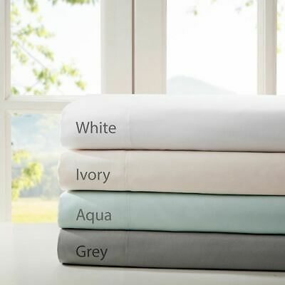 Luxury Microfiber Sheet Set with Cool Max Technology - Temperature Regulating