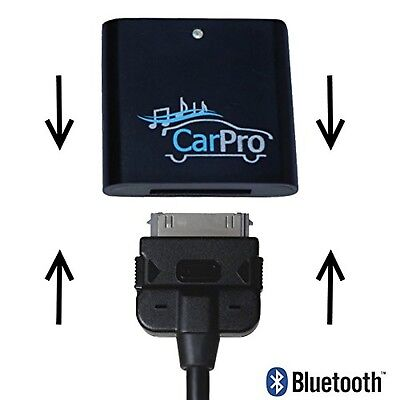 Bluetooth Adapter for 2011 or Earlier Mercedes iPod iPhone 30 Pin Cable - Coo...
