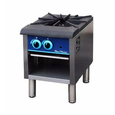 Commercial Natural Gas Stock Pot Stove