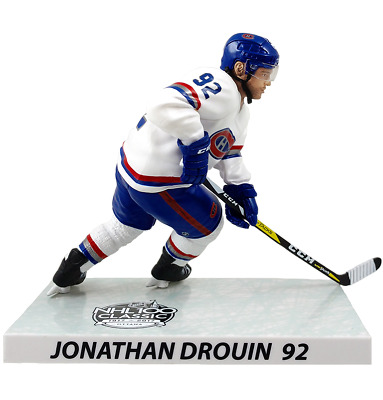 "Jonathan Drouin Montreal Canadiens NHL 100th Classic Limited Edition 6""figurine"