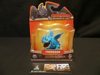 Thornado Thunderdrum How to Train Your Dragon 2 Defenders of Berk Mini Dragons