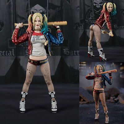 S.H.Figuarts Harley Quinn from Suicide Squad DC Comics Bandai