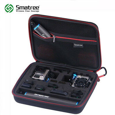 Smatree G260SL Carrying Case for GoPro Hero 2018 Action/7/6/5/4/3+/3/2/1