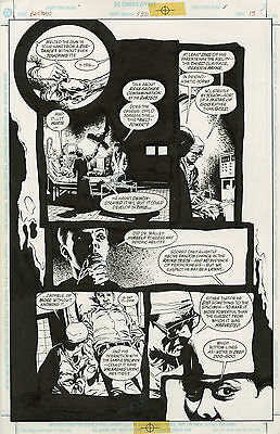 J.H.Williams III BATMAN 550 pg 13 FIRST CAMERON CHASE & CLAYTHING APP ISSUE