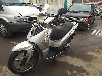 2007 Kymco People S MOT SPARES OR REPAIRS
