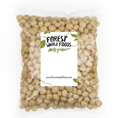 Organic Macadamia Nuts Halves - Forest Whole Foods