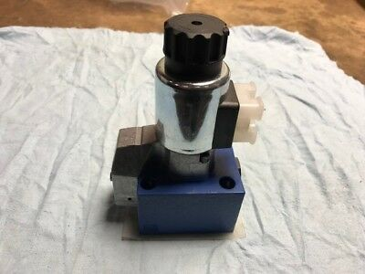 Rexroth leak free hydraulic directional valve