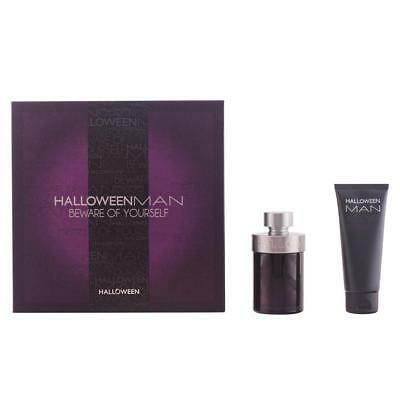 Halloween Man Eau De Toilette Spray 125ml Set 2 Pieces 2017