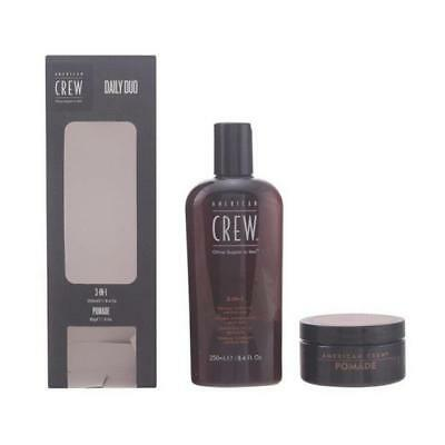 American Crew 3 in 1 Shampoo 250ml Set 2 Parti