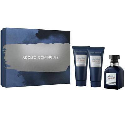 Adolfo Dominguez Agua Fresca Extreme Eau De Toilette Spray 120ml Set 3 Parti 201