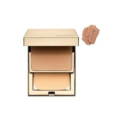 Clarins Everlasting Compact Foundation Spf9 113 Chestnut 10g
