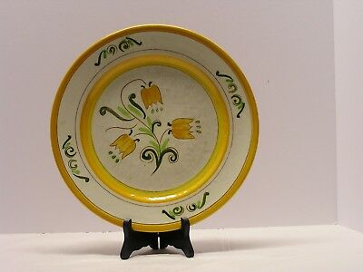 """Stangl """"tulip""""  12.5"""" Chop Plate/round Platter In Excellent Condition"""