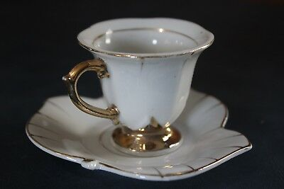 Small Pettite Cup And Saucer - Japan