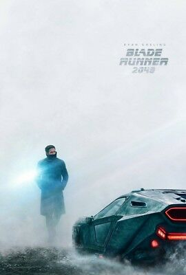 Blade Runner 2049 R, Gosling Double Sided Original Movie Poster 27x40 inches