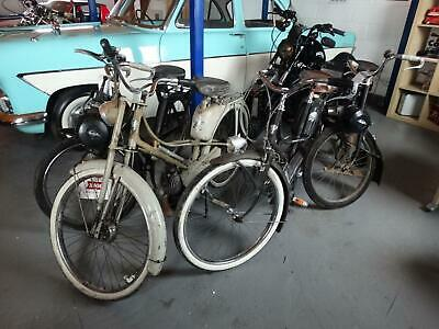 1958 MOBYLETTE MOPED 49cc
