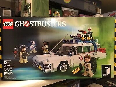 shipping from Canada LEGO Ghostbusters Ecto-1 #21108 Brand New Sealed