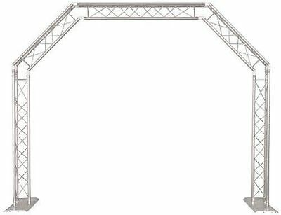 Global Truss Portable Arch System 10' Wide x 8' High