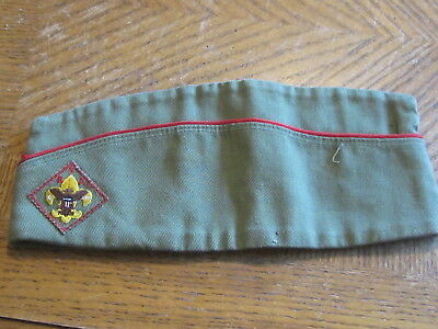 Official Boy Scouts of America Hat- size L 7-71/8