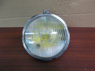 optique phare rond ford escort ref 75AG13K005AA