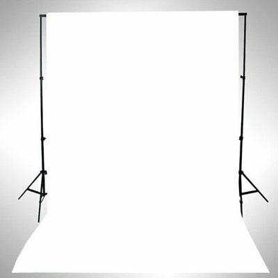 10ft Pure White Photography Wall Backdrops Studio Photo Props Vinyl Background E